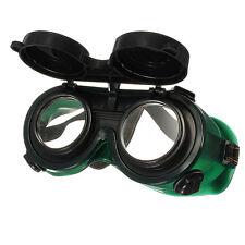 Doppio Lenti Flip up Saldatura Sicurezza Goggle Proteggere Saldatore Occhiali