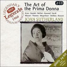 Joan Sutherland - The Art of the Prima Donna (2 Discs, Decca, AM) Royal Opera