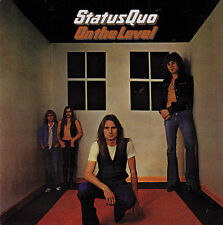 *NEW* Status Quo Card Sleeve CD Album - On the Level (Mini LP Style Case)