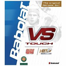 Babolat VS Touch 16 1.30mm (black) 12m pkt tennis string