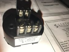 Status Instruments 2 Wire Temperature Transmitter SEM110/P, PT100 In  4-20mA Out