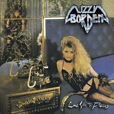 LIZZY BORDEN - LOVE YOU TO PIECES    -  CD NEUWARE