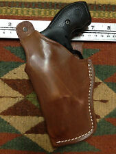 "LEFT Smith & Wesson S&W Model 36 37 60 J Frame 2"" Barrel Leather Holster / OWB"