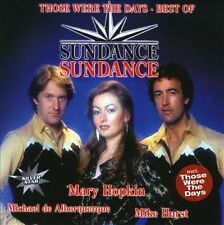 THOSE WERE THE DAYS: BEST OF SUNDANCE NEW CD