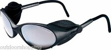 Julbo Black Colorado Glacier Sunglasses - Removable Side Shields/Eyewear