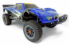 1/5 King Motor RC T1000A RTR 30.5cc Off-Road Gas Truck HPI Baja 5T Compatible