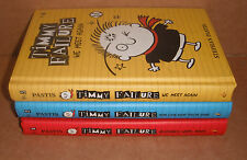 Timmy Failure Vol. 1,2,3 by Stephan Pastis  Hardcover NEW