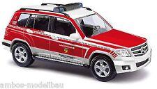 BUSCH 49767 H0 Mercedes GLK, Rettungsdienst Lahn / Dill,  Neu