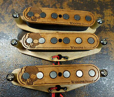 WIGGINS BRAND HAND WOUND STRAT SET MADE TO ORDER  PICKUP