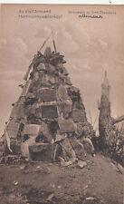 MULHOUSE MÜLHAUSEN au viel armand monument du 8ème chasseurs