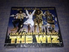 Michael Jackson The Wiz Diana Ross Richard Pryor Vcd Sealed