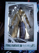 Snow Villiers - Final Fantasy XIII - Play Arts - Figure - Nueva New