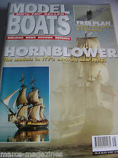 MODEL BOATS 1998 575 SPOOK SUBMARINE PLAN HORNBLOWER GATCOMBE TSMY MELITA