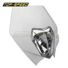 Polypropylene 12V  FOR KTM ENDURO MOTOCROSS STREETFIGHTER HEADLIGHT SXF XCF TOP