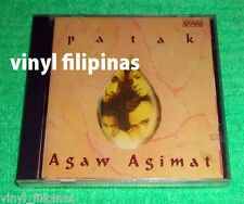 PHILIPPINES:AGAW AGIMAT - Patak CD,ALBUM,OPM.Tagalog,Pinoy Rock,Protest,