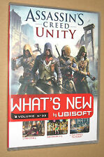 Promo Trailer DVD What's New by Ubisoft Assassin's Creed Unity etc usw