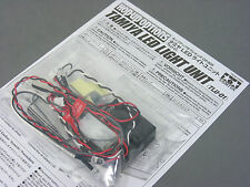 Tamiya Porsche 934 Turbo RSR TLU01 LED Light Set TA02 TA02W TA02SW Brand New NIP