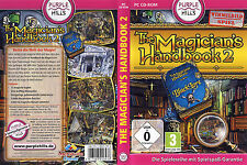 The Magician's Handbook 2: Black Lore * Wimmelbild-Spiel * (PC, 2010, DVD-Box)