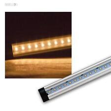 """LED Unterbauleuchte """"CT-FL50"""" 50cm 410lm warmweiß, Lichtleiste Leuchte Lampe 12V"""