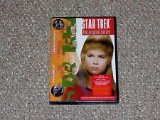 Star Trek TOS Vol. 5 What Are Little Girls Made Of?/Dagger of the Mind DVD New