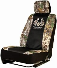 REALTREE XTRA Universal Camo Seat Cover - Low Back Seat Cover