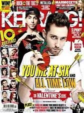 KERRANG! 1555 You Me At Six All Time Low Andy Biersack Hayley Williams Oli Sykes