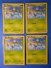 4x Surskit 16/30 Pokemon TCG card XY Trainer Kit (Latias deck) NM