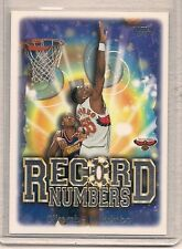 1999-00 Topps Record Numbers Dikembe Mutombo #RN6