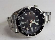 Mens Seiko Automatic Watch - 7002-7000 Scuba Diver's - Working