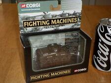 CORGI TOYS, WW#2, USA, M4 SHERMAN TANK - US ARMY, Diecast Toy,1/80