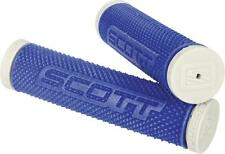 Scott SX II ATV Grips BLUE/SILVER Universal ATV 7/8 Handle Bar Fit  SXII 219625