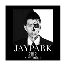 K-Pop JAY PARK - VOL.1 [NEW BREED](JAYP01)
