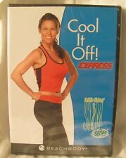 Debbie Siebers sealed new workout video, Cool it off express, Beachbody