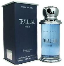 Brand New Thallium Men by Yves De Sistelle 3.4 oz EDT Eau de Toilette Cologne
