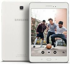 NEW Samsung Galaxy Tab A SM-T350 16GB, Wi-Fi, 8in Tablet- White , Lightweight