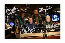RED DWARF AUTOGRAPHED SIGNED A4 PP POSTER PHOTO