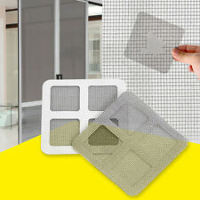 3Pc Insect Fly Mosquito Door Window Net Netting Mesh Screen Repair Sticky Tapes