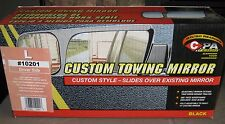 CIPA 10201 CUSTOM TOWING MIRROR Driver Side GMC/Chevy NOS