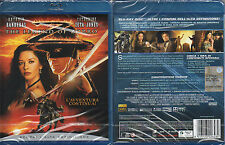 THE LEGEND OF ZORRO - BLU-RAY  (NUOVO SIGILLATO)