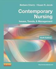 Contemporary Nursing Issues Trends And Management 6Ed (Pb 2014), Cherry B., Good
