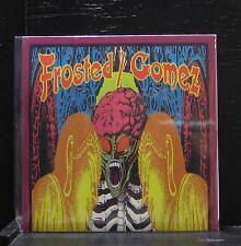 """Frosted / Gomez - Split 7"""" Pink Vinyl 45 MINT- 1997 Scooch Pootch P036"""