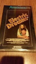 ELECTRIC DREAMS - LENNY VON DOHLEN , CLAMSHELL 1984 RARE  VHS VIDEO TAPE