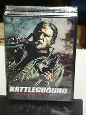 Battleground (DVD) Hugh Lambe, Bryan Larkin, Bob Cymbalski, Robert Nolan, NEW!