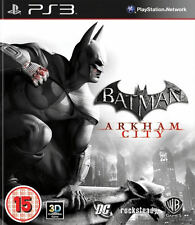 Batman Arkham City PS3 (in Great Condition)