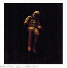"Jeremy Geddes ""Cosmonaut 3"" Lithograph print MINT CONDITION"
