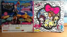 ALBUM  MONSTER HIGH  PANINI E' INCOMPLETO MANCANO NR.60  FIGURINE I