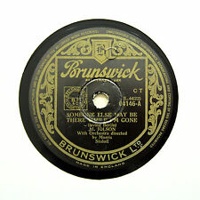 "AL JOLSON ""Someone Else May Be There While I'm Gone"" BRUNSWICK 04146 [78 RPM]"