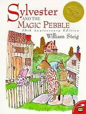 Sylvester and the Magic Pebble by William Steig (1987, Paperback)