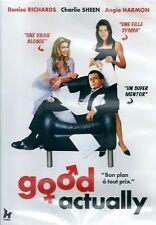 DVD - GOOD ACTUALLY avec Rosanna Arquette et Denise Richards -D2