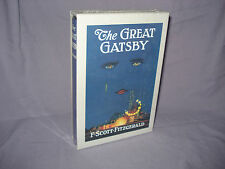 NEW: The Great Gatsby by F. Scott Fitzgerald - First Edition Library, FEL, RARE
